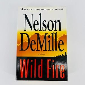 Wild Fire, a book by Nelson DeMille - GUC